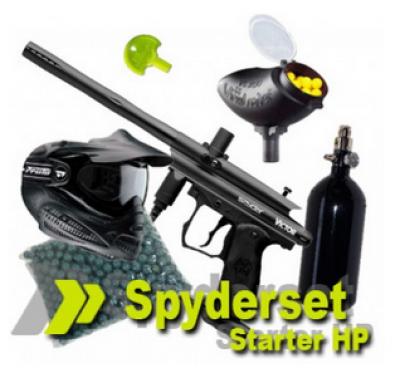 Spyder Victor Starter HP Set